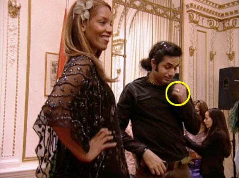 Vintage Top Model: Alleged Rapist/Designer Anand Jon Mingles With Tyra's Girls