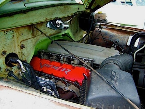 What's This Engine Bay: Engine Swap Edition
