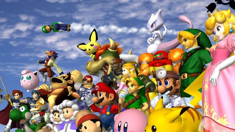Smash Bros. Survives Ban, Becomes Biggest Fighting Stream In History