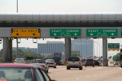Confidential Plate Program Allows Californians To Blow By Tolls