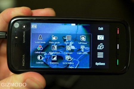 Nokia 5800 XpressMusic Phone Will Miss Xmas Release Date in US