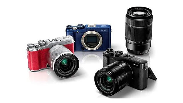Leaked: A Fuji Mirrorless Camera That Won't Destroy Your Bank Account
