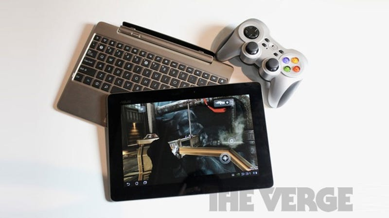 How Does the First Quad Core Tegra Tablet Handle Gaming?