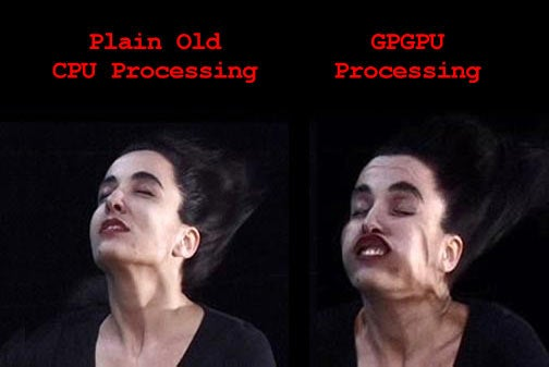 Giz Explains: GPGPU Computing, and Why It'll Melt Your Face Off