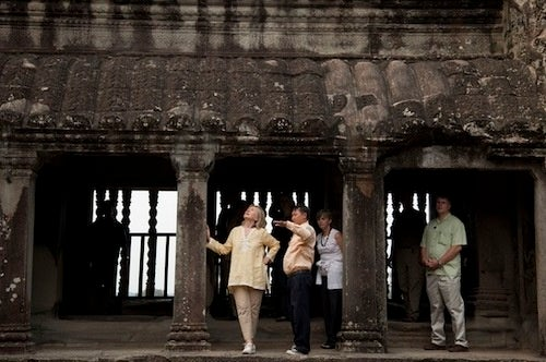 Hillary's Asian Tour Is In Ruins