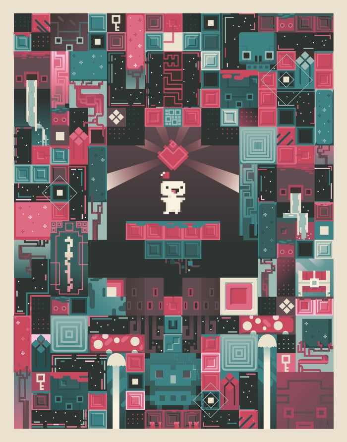 Preview The New Fangamer + Attract Mode Art Show