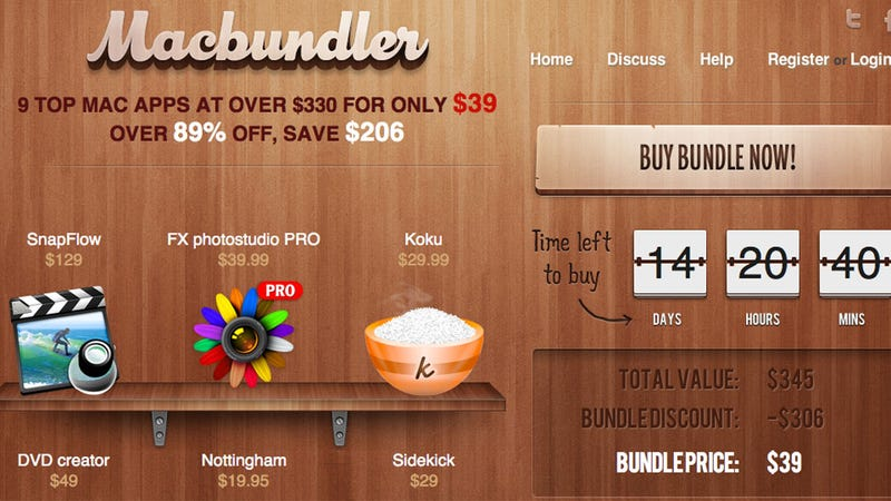 Get Nine Great Mac Apps for $39, Plus a Free Video Converter