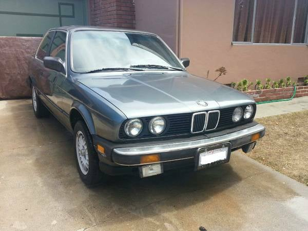 Tempted to buy this E30.