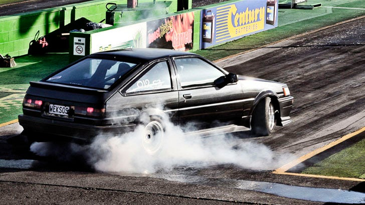 What's The Best Car For Burnouts?