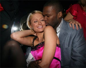 Paris Hilton Talks Energy, 50-Cent Talks Iraq Policy And Liberal Bloggers Go Wild