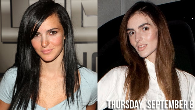 Seriously, What Happened To Ali Lohan's Face?