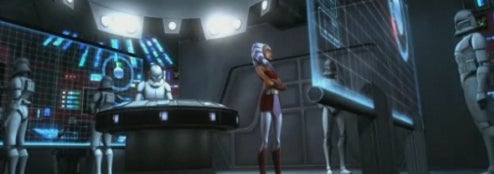 Whiny Anakin And Star Wars Techno Expose Clone Wars' Shortcomings
