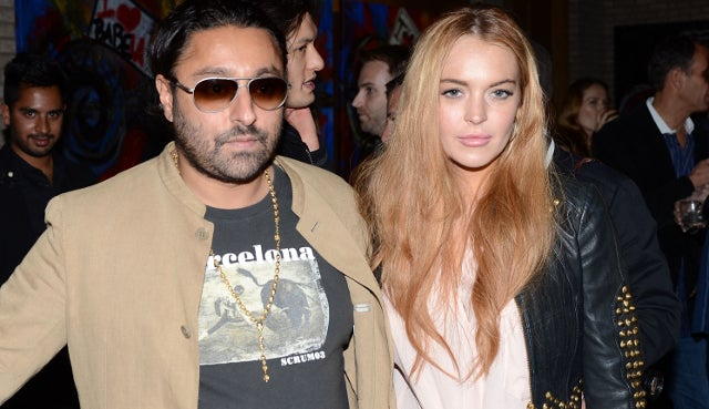 Victim of Lindsay Lohan's Alleged Hit-and-Run: 'She Smelled Like Alcohol Real Bad'