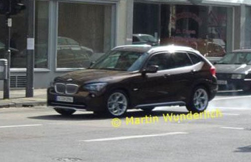 BMW X1: First Look!