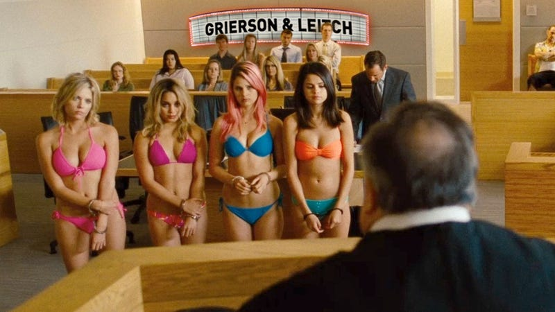 The Kind Of Trash You Love: Spring Breakers, Reviewed.