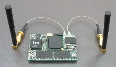 Credit Card-Sized PC