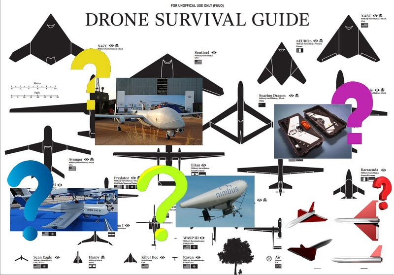 This Drone Survival Guide will kill you because it's incomplete