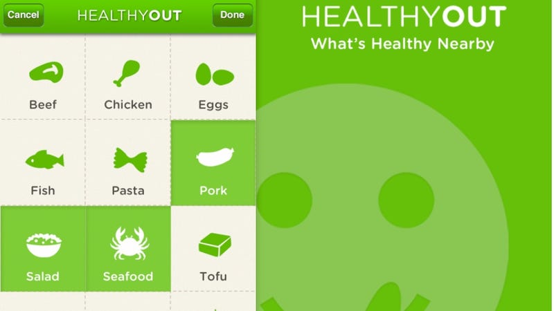 Check Out this New Mobile App for the Health-Conscious Lazy Ass