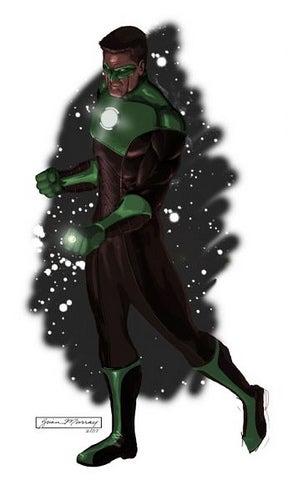 Green Lantern Gets An Unexpected Surplus Villain