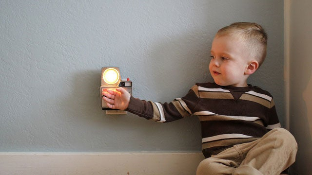 Keep Kids from Getting Out of Bed Early with a Timer and Nightlight