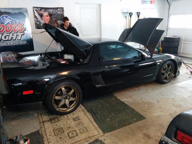 The Story Of A Dude Who Felt Obliged To Own An Acura NSX
