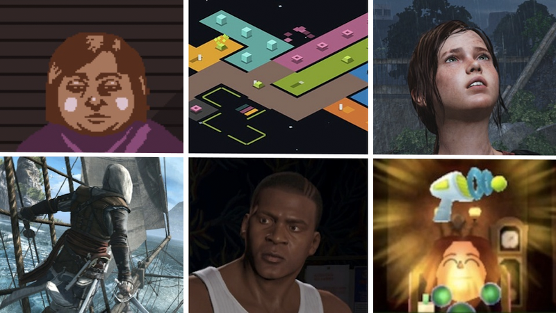 Stephen's Top 10 Games of 2013