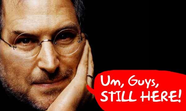 Do You Think Steve Jobs Is Retiring Very Soon?