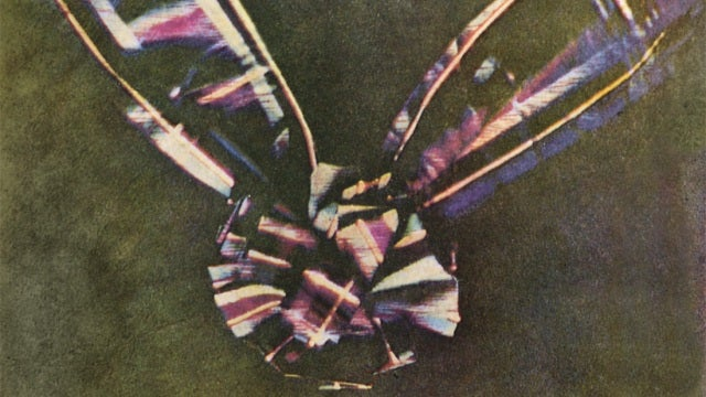 How the father of electromagnetism took the first color photograph 150 years ago
