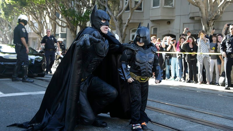 Bat Kid Cancer Patient Will Make Your Cold Black Heart Grow 3 Sizes