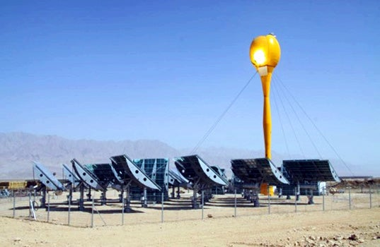 First Hybrid Solar Power Plant is a Jack Of All Trades