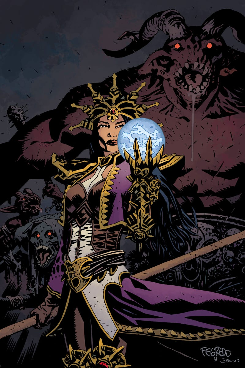 The Amazing, Official Art of Diablo III