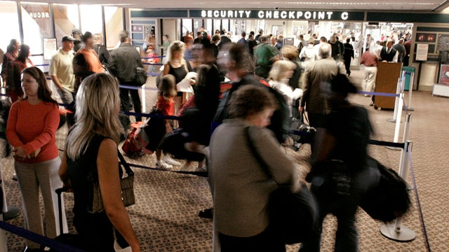 Woman Arrested For Groping TSA Agent