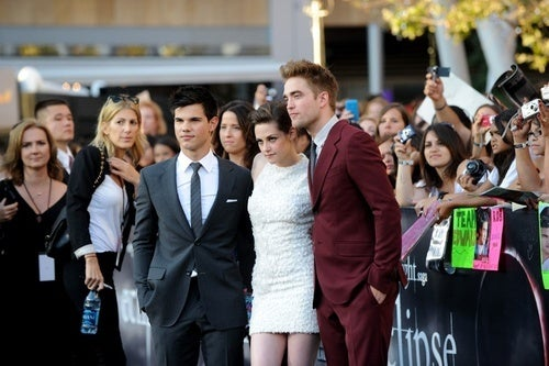 The Twilight Premiere: A Virtual Party Report