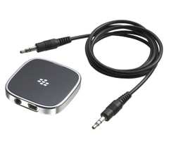 BlackBerry Bluetooth Stereo Hub Available Now