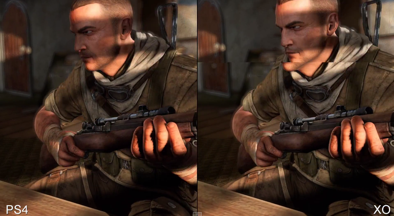 ​Sniper Elite 3 on Xbox One vs. PS4 vs. PC