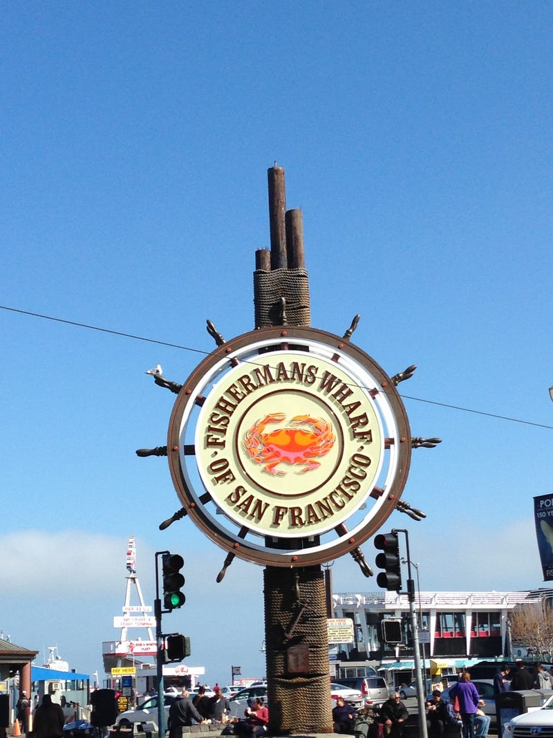 An Oppo tour of San Francisco