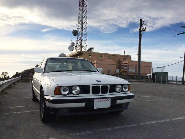 1989 Bmw 535i E34 An Oppositelock Review