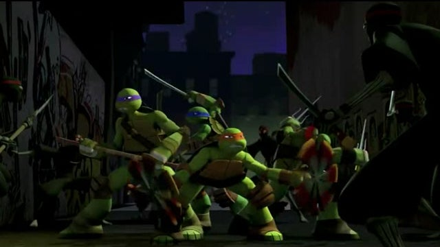 New TMNT Animated Series: These aren't the same old turtles!