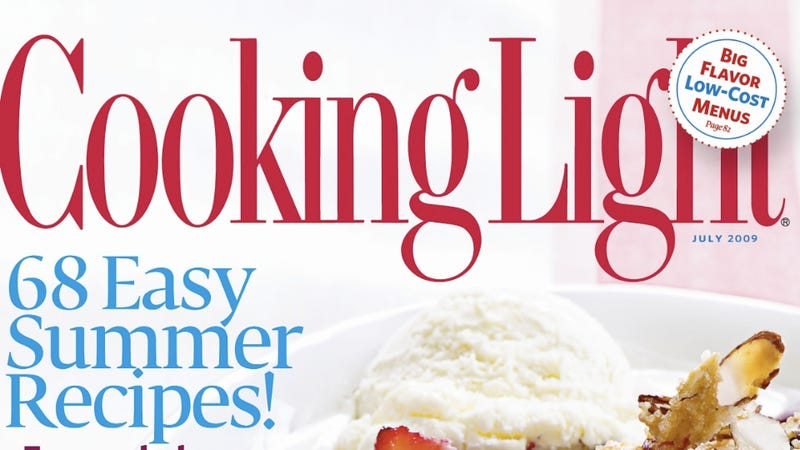 Cooking Light Magazine Editor Can't Find Any Lady Chefs Without Your Help