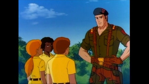 A Look At The G.I. Joe Extras