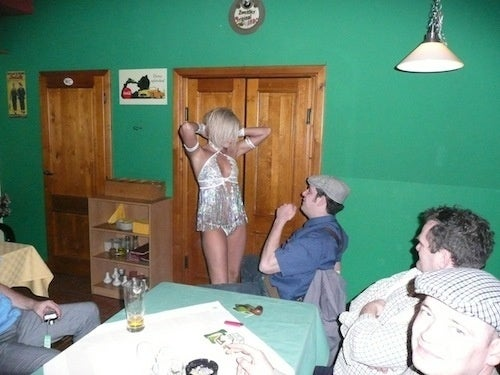 Stag Party Sex 72