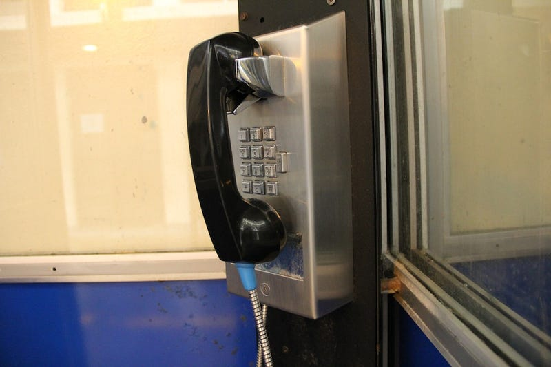Prison Phones Gallery