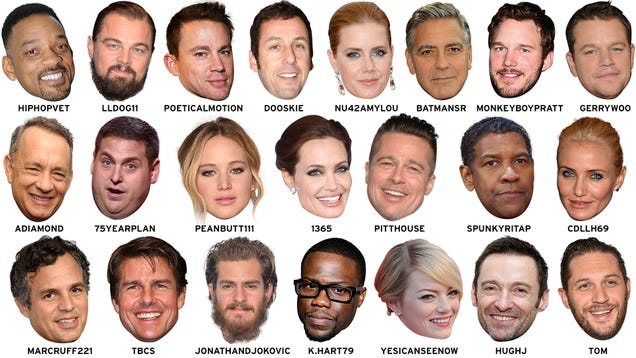 Why Won't These 22 A-List Celebrities Respond to Our Mass Email?