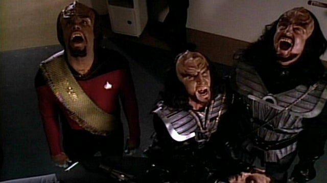 Learning Klingon helps man confront his dyslexia