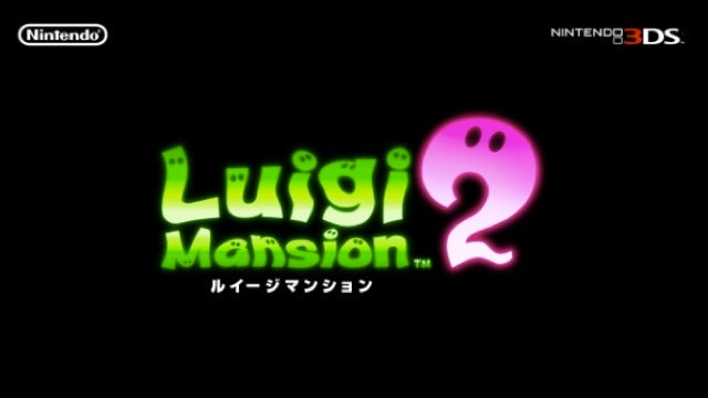 Luigi's Mansion 2 Is Ready to Flash Ghosts Next Spring