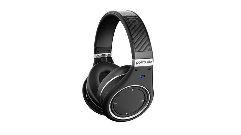 Will Polk's Noise-Canceling Headphones Sound as Sweet as Polk Speakers?