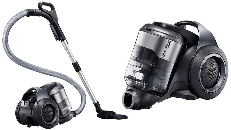 A Dirt Savvy Vacuum That Greenlights a Clean Floor