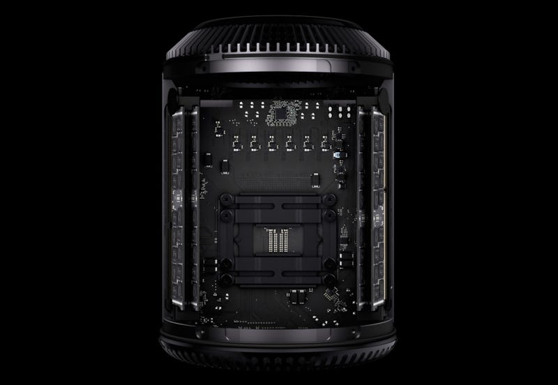 The Brilliant Insanity Behind the New Mac Pro's Design