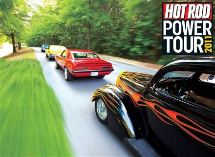Hot Rod Power Tour 2014