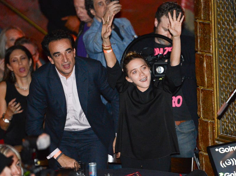 Mary-Kate Olsen and Olivier Sarkozy Are Reportedly Engaged